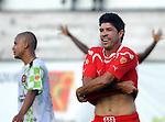 En el Pascual Guerrero, América derrotó por 2-1 al Chicó, un rival directo por la clasificación a cuadrangulares del Apertura.