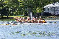 Race: 12  Event: Championship 8+<br /> Crew: 381  Club: Iowa Univ (USA) (A)<br /> <br /> Henley Women's Regatta 2018<br /> Friday<br /> <br /> To purchase this photo, or to see pricing information for Prints and Downloads, click the blue 'Add to Cart' button at the top-right of the page.