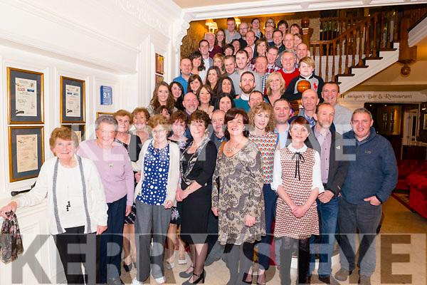 Slattery Family Reunion took place in the International Hotel, Killarney last Saturday night.