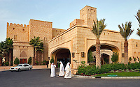 Dubai, United Arab Emirates. Madinat Jumeirah/Jumeira. Convention Centre/Center.