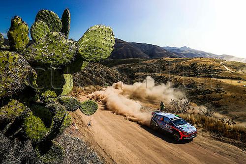 05.03.2016. Guanajuata, Mexico. WRC Rally of Mexico, Day 2.  Hayden Paddon (NZL) – John Kennard (NZL) - Hyundai i20 WRC