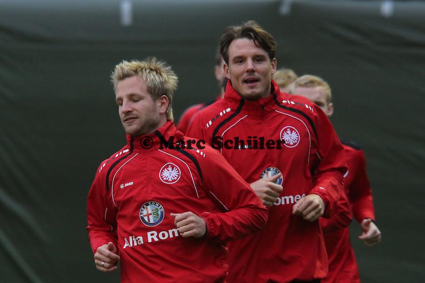 Stefan Aigner, Alex Meier (Eintracht)