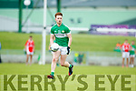 West Kerry in action against Darragh Doherty Legion in the Quarter Final of the Kerry Senior County Championship at Austin Stack Park on Sunday.