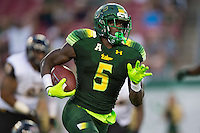 College Football: Towson and USF