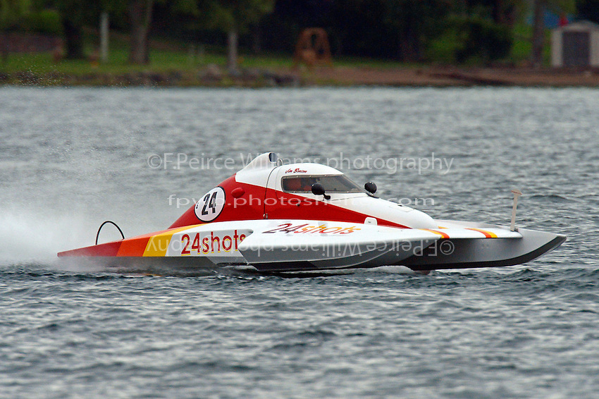 S-24   (2.5 Litre Stock hydroplane(s)
