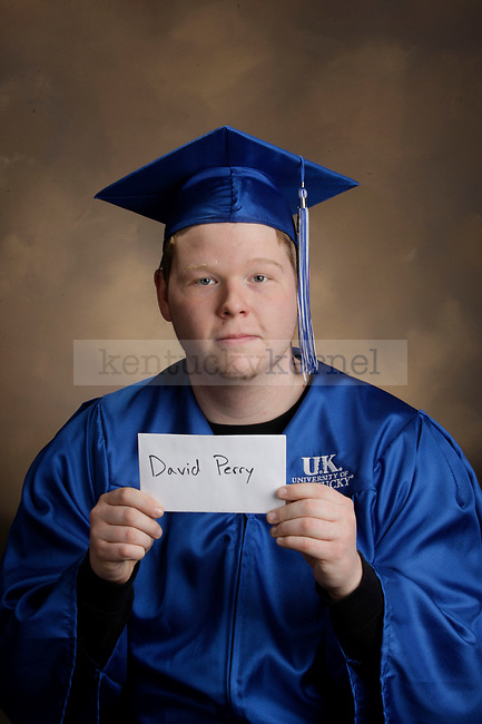 Perry, David photographed during the Feb/Mar, 2013, Grad Salute in Lexington, Ky.