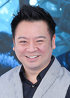HOLLYWOOD, LOS ANGELES, CA, USA - MAY 28: Rex Lee at the World Premiere Of Disney's 'Maleficent' held at the El Capitan Theatre on May 28, 2014 in Hollywood, Los Angeles, California, United States. (Photo by Xavier Collin/Celebrity Monitor)