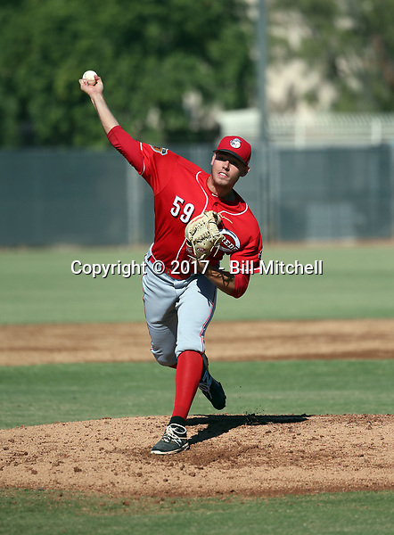 Jared Solomon - 2017 AIL Reds (Bill Mitchell)