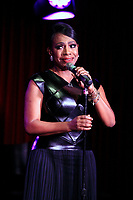 LOS ANGELES - OCT 6: Sheryl Lee Ralph at the Right This Way, Your Table's Waiting cabaret performance - to benefit The Actors Fund held at  The Catalina Jazz Club on October 8, 2017 in Los Angeles, CA