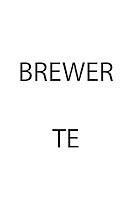 BREWER TE