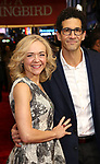 """Rachel Bay Jones and Benim Foster attends the Broadway Opening Night Performance of """"To Kill A Mockingbird"""" on December 13, 2018 at The Shubert Theatre in New York City."""