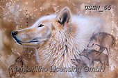 Sandi, REALISTIC ANIMALS, REALISTISCHE TIERE, ANIMALES REALISTICOS, paintings+++++sourcewolf,USSN65,#a#, EVERYDAY ,wolf,wolves ,puzzles