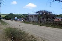 carretera Sabaneta a Guayubín, Santiago Rodríguez, Monte Cristi.