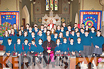 Pupils from Nagle/Rice Milltown who made their confirmation in Milltown on Monday front row l-r: Lucas Fischer, Grainne Doyle-Coffey, Sean O'Dea, Robert Evans, Lauren Mangan, Bishop Bill Murphy, Leona Carey, Stella Hallissey, Mark Murphy, Gavin Horan. Second row: Lisa Sheehan, Anna Kennelly, Kerry O'Dea, Eimear Hurley, Gavin McKenna, Patryk Diebler, Kirstin O'Connor, Ronan Murphy, Bethany Bradley, David Roche, Oltan Heffernan, Eoin O'Mahony, James O'Connor, Tara Horgan. Back row: Sandra Rogan, Dhenise Bacalso, Niamh Murphy, Shane Cahill, Kevin Cronin, Padraig O'Reilly, Tadgh McCarthy, Lauren Fleming, Shane Moriarty, Fionn Roker, Fr Pat O'Donnell, Sarah Jennings, Ciara Molloy, Claire O'Leary, Sea?na Kerins, Eilish Barber, Tony Coffey, Jason O'Connor, Dearbhail O'Connor, Maura Twiss, Johnaton O'Sullivan, Michaela Daly and Timothy Kennedy