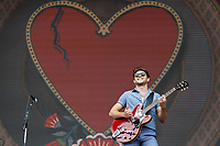 Pictured: Niall Horan. Sunday 27 May 2018<br /> Re: BBC Radio 1 Biggest Weekend at Singleton Park in Swansea, Wales, UK.