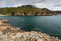 Royaume-Uni, îles Anglo-Normandes, île de Guernesey, Saint-Martin : Saint's Bay // United Kingdom, Channel Islands, Guernsey island, St-Martin : Saint's Bay