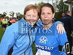 Joyce Meade and Michelle Dunne who took part in the Meath Coast 10K run. Photo:Colin Bell/pressphotos.ie