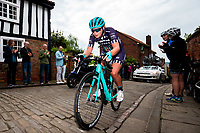 Picture by Alex Whitehead/SWpix.com - 13/05/2018 - British Cycling - HSBC UK National Women's Road Series - Lincoln Grand Prix - Manon Lloyd of Trek Drops in action.