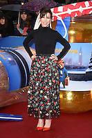 "Sally Hawkins arriving for the ""Paddington"" world premiere at the Odeon Leicester Square, London. 23/11/2014 Picture by: Steve Vas / Featureflash"