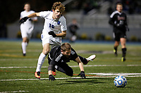 NJSIAA Public G4 Boys Soccer Final:  Hunterdon Central vs Scotch Plains-Fanwood - 112016
