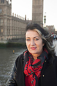Yvonne McNamara, Traveller Movement CEO, Westminster, London.