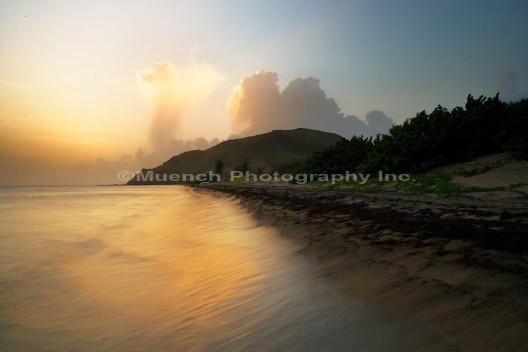 Friars Beach, Saint Kitts and Nevis
