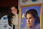 10-28-11 Fame-Wall Portrait - The Doctors Brooke Shields - The Addams Family & host Dale Badway