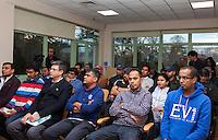 JVP (Janatha Vimukthi Peramuna) Meeting, Birmingham 28th Jan 2017, Comrades attending meeting
