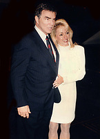 Burt Reynolds Pam Seals 1996<br /> Photo By John Barrett/PHOTOlink