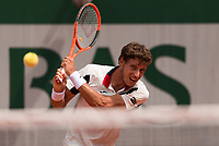 PABLO CARRENO BUSTA (ESP)<br /> <br /> TENNIS - FRENCH OPEN - ROLAND GARROS - ATP - WTA - ITF - GRAND SLAM - CHAMPIONSHIPS - PARIS - FRANCE - 2017  <br /> <br /> <br /> <br /> &copy; TENNIS PHOTO NETWORK