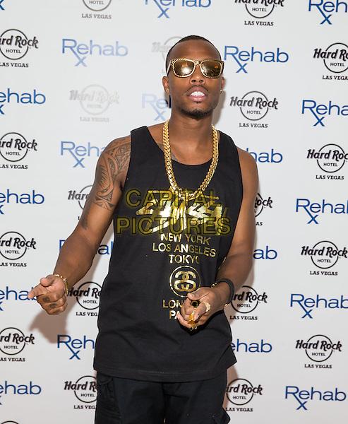 LAS VEGAS, NV - June 1 : Bobby Ray Simmons, Jr. AKA B.O.B. performs at Rehab Pool Party at Hard Rock Hotel &amp; Casino in Las Vegas, NV on June 1, 2014.  <br /> CAP/MPI/RTNKabik<br /> &copy;RTNKabik/MediaPunch/Capital Pictures