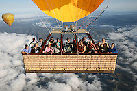 20131115 November 15 Hot Air Balloon Gold Coast