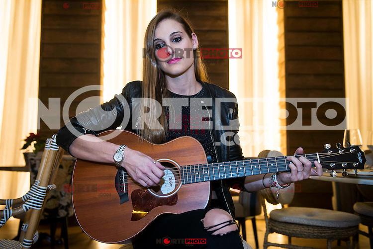 "Spanish singer Conchita pose to the media during the presentation of her last album ""Incendios"" in Madrid, Spain. December 01, 2016. (ALTERPHOTOS/BorjaB.Hojas) /NORTEPHOTO.COM /NortePhoto.cpm NORTEPHOTOMEXICO"