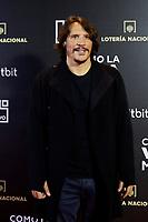Sergio Peris-Mencheta attends to 'Como la Vida Misma' film premiere during the 'Madrid Premiere Week' at Callao City Lights cinema in Madrid, Spain. November 12, 2018. (ALTERPHOTOS/A. Perez Meca) /NortePhoto.com