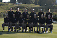 Ryder Cup 2008 Team Pictures