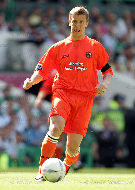 Chris Innes, Dundee Utd.stock season 2003-2004.pic willie vass