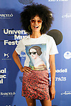 Actress Godeliv Van den Brandt during the photocall of Jamie Cullum's concert in the Universal Music Festival 2019. July 22, 2019. (ALTERPHOTOS/Acero)