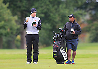 Julien Guerrier (FRA) on the 9th fairway during Round 2 of the Bridgestone Challenge 2017 at the Luton Hoo Hotel Golf &amp; Spa, Luton, Bedfordshire, England. 08/09/2017<br /> Picture: Golffile | Thos Caffrey<br /> <br /> <br /> All photo usage must carry mandatory copyright credit     (&copy; Golffile | Thos Caffrey)