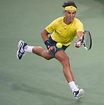 Rafael Nadal (ESP) Easily Defeats Benjamin Becker (GER), 6-2, 6-2