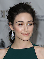 NEW YORK CITY, NY, USA - MAY 12: Emmy Rossum at the American Ballet Theatre 2014 Opening Night Spring Gala held at The Metropolitan Opera House on May 12, 2014 in New York City, New York, United States. (Photo by Celebrity Monitor)