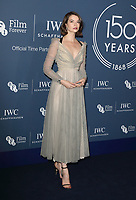 Margaret Clunie at the IWC Schaffhausen Gala Dinner in honour of the BFI at the Electric Light Station, Shoreditch, London on October 9th 2018<br /> CAP/ROS<br /> ©ROS/Capital Pictures