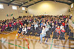 A full house for the opening of Foilmore Community Centre on Sunday last.