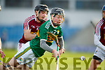 Shane Conway Kerry in action against Aonghus Clarke Westmeath in the Allianz Hurling League 2A at Austin Stack Park on Sunday.