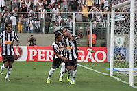 BELO HORIZONTE, MG, 08.12.2013 &ndash; CAMPEONATO BRASILEIRO 2013 &ndash; ATL&Eacute;TICO-MG X VIT&Oacute;RIA Ronaldinho Gaucho do Atletico MG  partida contra o Vitoria durante <br /> jogo valido 38 &ordf; rodada Campeonato Brasileiro 2013, no est&aacute;dio Arena Independencia, na tarde deste Domingo (08) <br /> (Foto: Marcos Fialho / Brazil Photo Press)