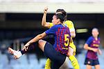 FC Barcelona vs Chelsea FC: 1-1.<br /> Melanie Perez vs Karen Carney.