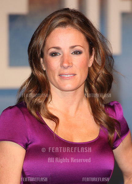 Natalie Pinkham arriving for the Life Of Pi premiere, at Empire Leicester Square, London. 03/12/2012 Picture by: Alexandra Glen / Featureflash