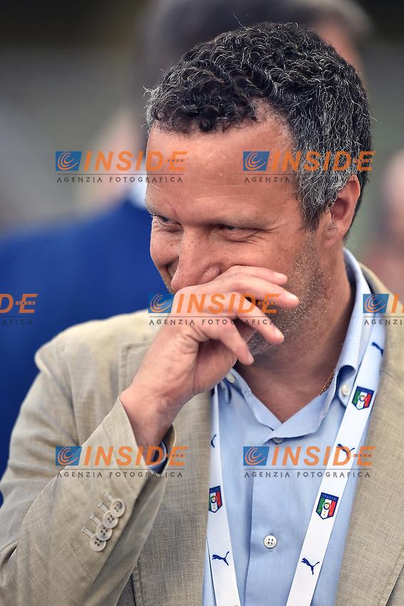 Flavio Tosi sindaco di Verona . Mayor of Verona <br /> Verona 06-06-2016 Stadio Bentegodi Football Friendly Match Italia - Finlandia / Italy - Finland . Foto Andrea Staccioli / Insidefoto