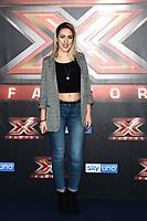 Naomi Rivieccio<br /> Milano 12-12-2018 <br /> Photocall Finalisti TV X Factor 2018 <br /> Foto Daniele Buffa / Image / Insidefoto