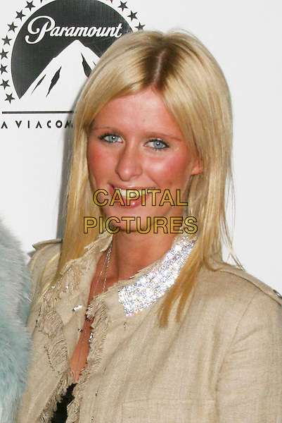NIKKI HILTON.Godfather The Game Premiere at Privilege, West Hollywood, CA, USA..March 15th, 2006.Photo: Byron Purvis/AdMedia/Capital Pictures.Ref: BP/ADM.headshot portrait Nicky Nicki sisters .www.capitalpictures.com.sales@capitalpictures.com.© Capital Pictures.