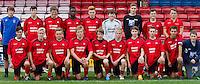 Eastbourne Borough u18s FC Players 2012 / 13 season